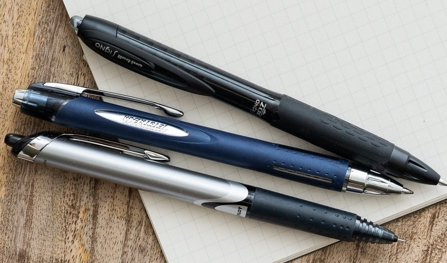 What you Might Not Know about Ballpoint Pens
