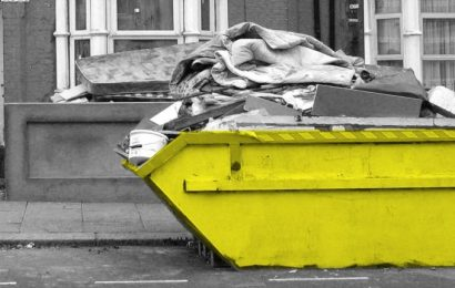 Preston Skips' skip hire policies