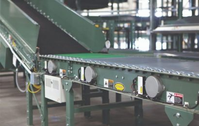 What Advantages Do Split Conveyor Spools Offer During Industrial Operations?