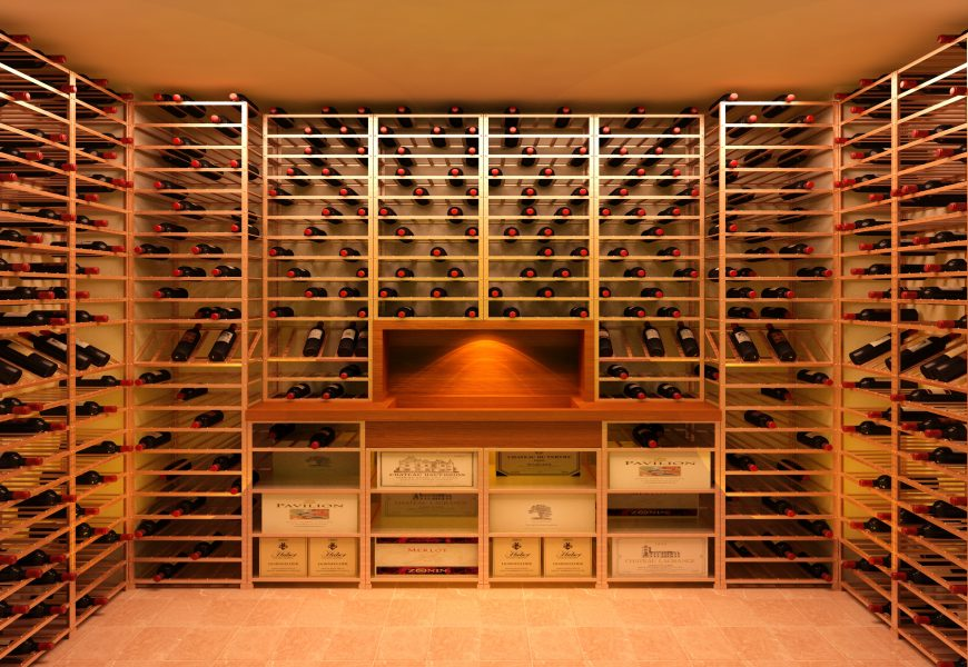 How To Integrate Wine Cellars Into Your Home Storage