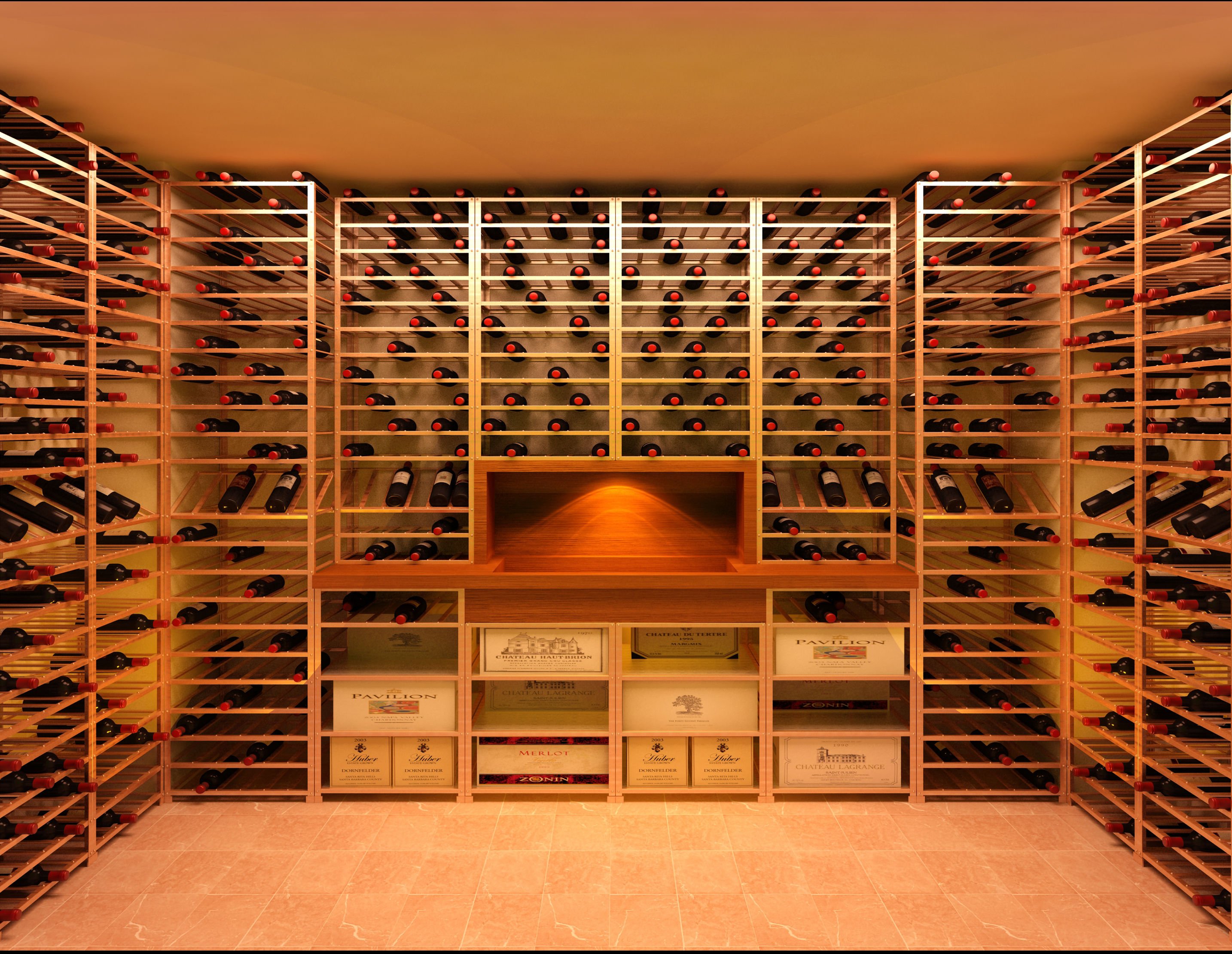 Mini Wine Cellar Ideas how to integrate wine cellars into your home storage
