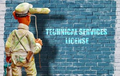How to get your technical services license