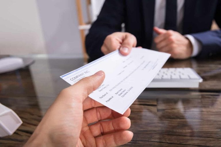 How Can I Get My Check Cashed Without Paying a Huge Fees?